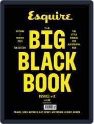 Esquire: The Big Black Book Magazine (Digital) Subscription October 29th, 2013 Issue