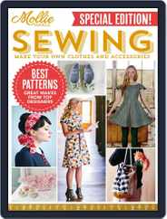 Mollie Makes Sewing Magazine (Digital) Subscription December 30th, 2014 Issue