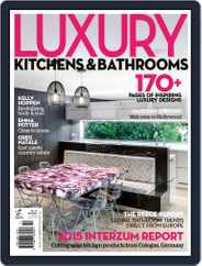 Luxury Kitchens & Bathrooms Magazine (Digital) Subscription July 16th, 2015 Issue