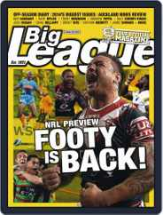 Big League: NRL Season Preview Magazine (Digital) Subscription February 25th, 2014 Issue