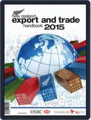Nz Export And Trade Handbook Magazine (Digital) Subscription February 4th, 2015 Issue