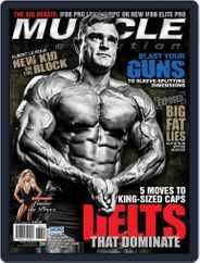 Muscle Evolution (Digital) Subscription November 1st, 2017 Issue