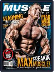 Muscle Evolution (Digital) Subscription March 1st, 2017 Issue