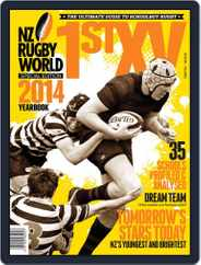 Nz Rugby World First Xv Magazine (Digital) Subscription March 30th, 2014 Issue