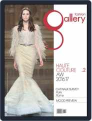 FASHION GALLERY HAUTE COUTURE (Digital) Subscription October 1st, 2016 Issue