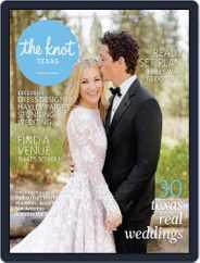 The Knot Texas Weddings (Digital) Subscription January 1st, 2016 Issue