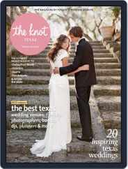 The Knot Texas Weddings (Digital) Subscription September 1st, 2013 Issue
