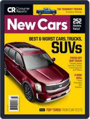 Consumer Reports New Cars (Digital) Subscription March 1st, 2020 Issue