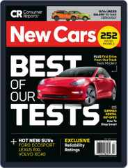 Consumer Reports New Cars (Digital) Subscription July 1st, 2018 Issue