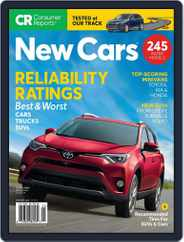 Consumer Reports New Cars (Digital) Subscription January 22nd, 2018 Issue
