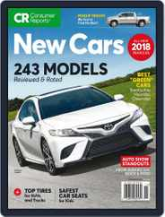 Consumer Reports New Cars (Digital) Subscription November 1st, 2017 Issue