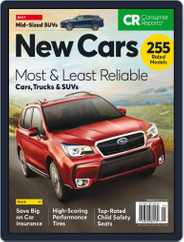 Consumer Reports New Cars (Digital) Subscription January 1st, 2017 Issue