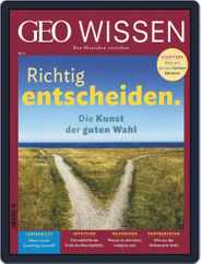 GEO Wissen (Digital) Subscription July 1st, 2019 Issue