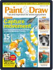 Paint & Draw (Digital) Subscription May 1st, 2017 Issue