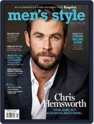 Men's Style Australia (Digital) Subscription July 1st, 2017 Issue