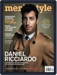 Men's Style Australia (Digital) Subscription January 1st, 2017 Issue