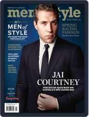 Men's Style Australia (Digital) Subscription August 14th, 2016 Issue