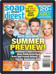 Soap Opera Digest (Digital) Subscription June 1st, 2020 Issue