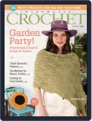 Interweave Crochet (Digital) Subscription May 14th, 2020 Issue