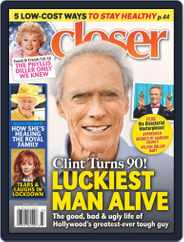 Closer Weekly (Digital) Subscription June 8th, 2020 Issue