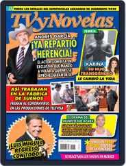 Tvynovelas (Digital) Subscription June 1st, 2020 Issue