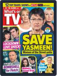 What's on TV (Digital) Subscription June 6th, 2020 Issue