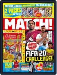 MATCH (Digital) Subscription June 2nd, 2020 Issue