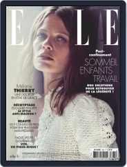 Elle France (Digital) Subscription June 5th, 2020 Issue