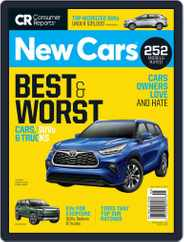 Consumer Reports New Cars (Digital) Subscription May 1st, 2020 Issue