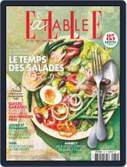 ELLE à Table (Digital) Subscription May 1st, 2020 Issue