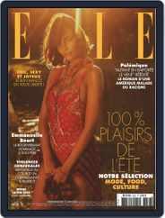 Elle France (Digital) Subscription June 12th, 2020 Issue