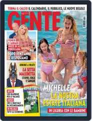 Gente (Digital) Subscription June 20th, 2020 Issue