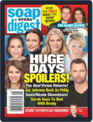 Soap Opera Digest (Digital) Subscription June 22nd, 2020 Issue