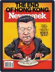 Newsweek (Digital) Subscription June 19th, 2020 Issue