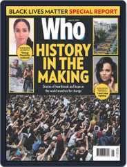 WHO (Digital) Subscription June 22nd, 2020 Issue