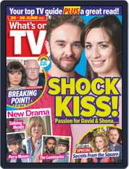 What's on TV (Digital) Subscription June 20th, 2020 Issue