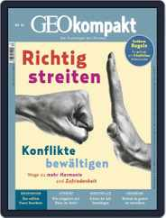GEOkompakt (Digital) Subscription June 1st, 2020 Issue