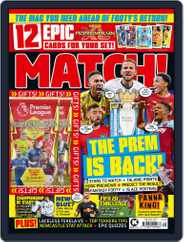 MATCH (Digital) Subscription June 16th, 2020 Issue