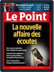 Le Point (Digital) Subscription June 25th, 2020 Issue