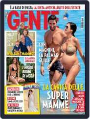 Gente (Digital) Subscription July 4th, 2020 Issue