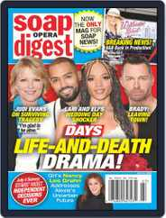 Soap Opera Digest (Digital) Subscription July 6th, 2020 Issue