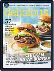 Delicious UK (Digital) Subscription July 1st, 2020 Issue