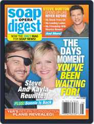 Soap Opera Digest (Digital) Subscription July 13th, 2020 Issue