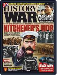 History of War (Digital) Subscription August 1st, 2020 Issue
