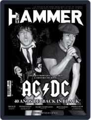 Metal Hammer (Digital) Subscription July 1st, 2020 Issue
