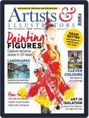 Artists & Illustrators (Digital) Subscription August 1st, 2020 Issue