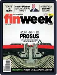 Finweek - English (Digital) Subscription July 16th, 2020 Issue
