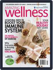 Amazing Wellness (Digital) Subscription November 1st, 2018 Issue