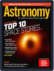 Astronomy (Digital) Subscription January 1st, 2020 Issue