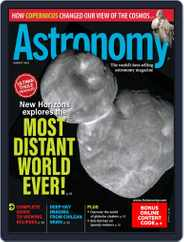 Astronomy (Digital) Subscription August 1st, 2019 Issue